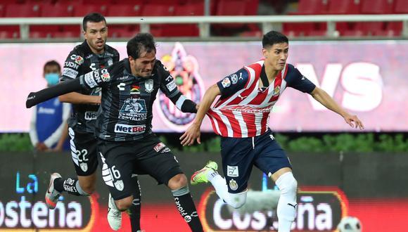 Chivas enfrentó a Pachuca por el Apertura 2021 de la Liga MX 2021