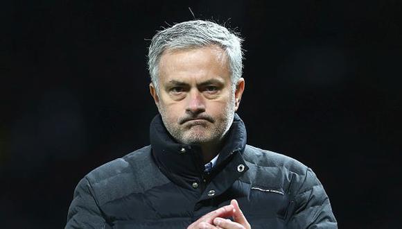 "José Mourinho severo: ""canceló la Navidad"" en Manchester United"