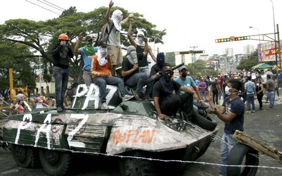 Venezuela: Así está Táchira, la cuna de las protestas - 1