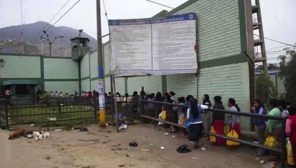 Restringen visitas en nueve penales de Lima y Callao durante 30 días. (GEC)