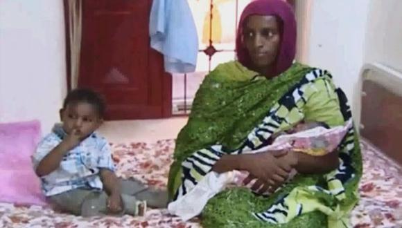 Sudanesa que evitó pena de muerte está a salvo, según EE.UU.