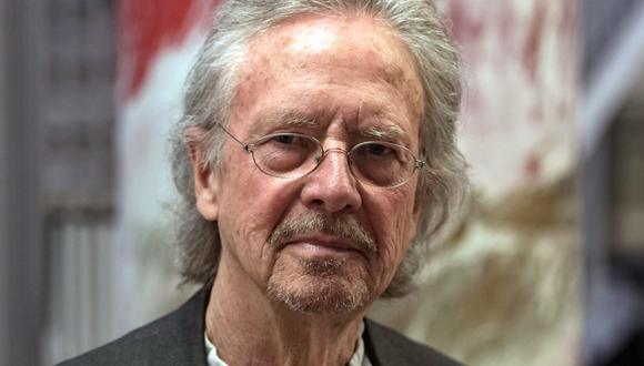 """En el pasado el novelista Peter Handke se había pronunciado a favor de suprimir el Nobel de Literatura señalando que """"no aportaba nada a los lectores"""". (Foto: EFE)"""