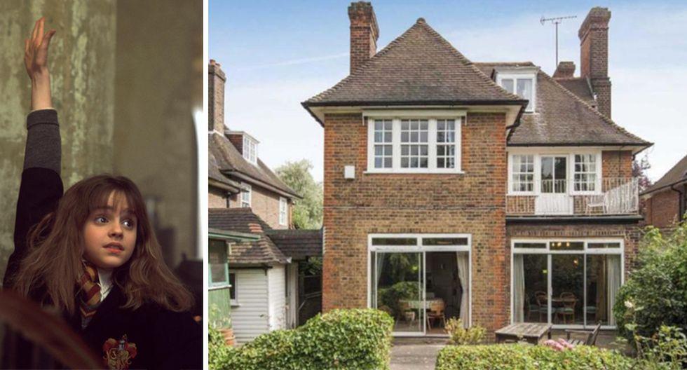 Esta propiedad se hizo famosa por aparecer en la película Harry Potter y las Reliquias de la Muerte como el hogar de Hermione Granger, papel interpretado por Emma Watson. (Foto: arlingtonresidential.com)