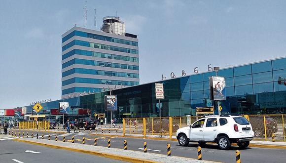 El Aeropuerto Internacional Jorge Chávez tiene su segunda pista de aterrizaje en construcción. (Foto: GEC)