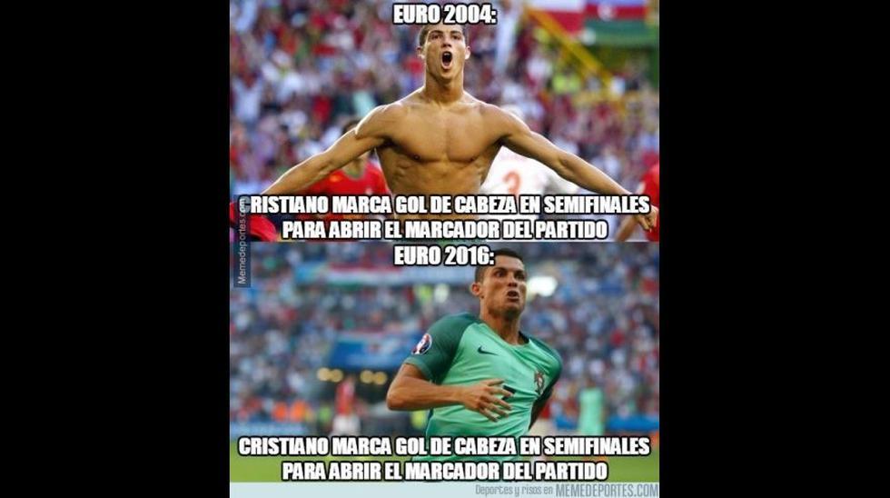 Facebook: Cristiano Ronaldo es blanco de divertido memes - 1
