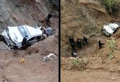 La Libertad: siete personas fallecieron por caída de camioneta a un abismo | VIDEO