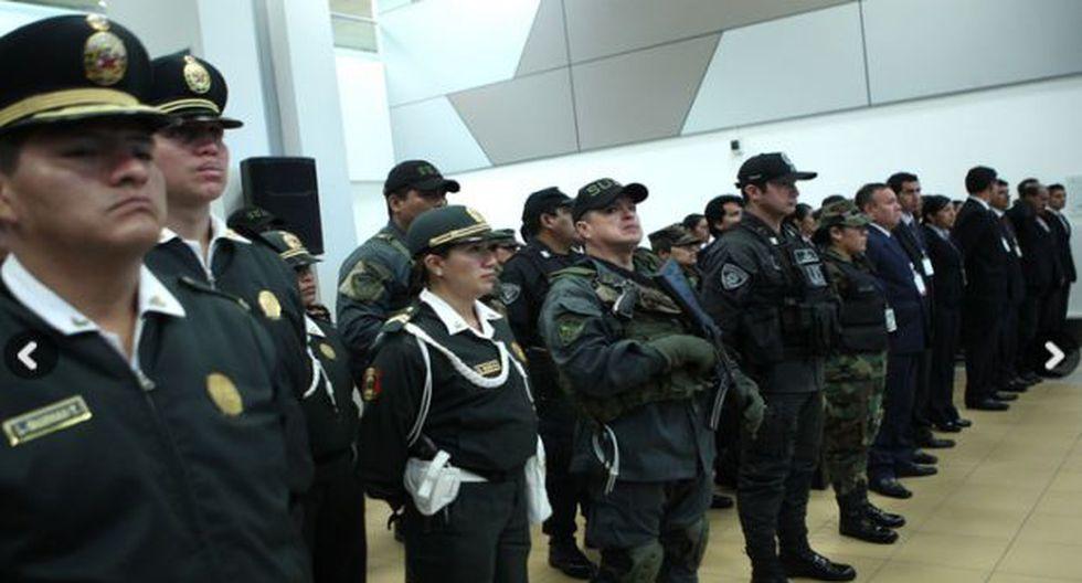 Policías pasaron prueba del polígrafo y laborarán en aeropuerto