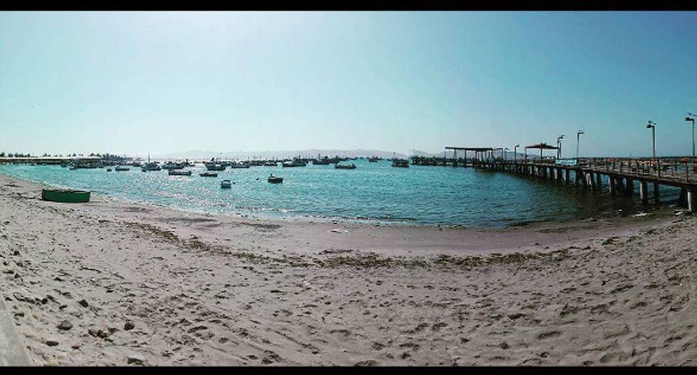 El Chaco. Si en cambio prefieres algo más de comodidad, puedes quedarte en esta playa. Es una pequeña bahía que forma parte de la Reserva de Paracas. Cuenta con un muelle donde se han instalado restaurantes que sirven comida marina. Es un poco más concurrida que la mayoría de playas de esta lista, pero igual te encantará. (Foto: Instagram @hectorgaf)