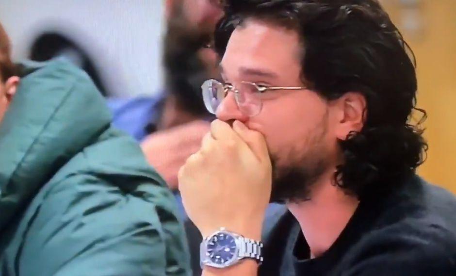 """""""Game of Thrones"""": así reaccionó Kit Harington al enterarse del final de Daenerys Targaryen (Foto: Captura de pantalla)"""
