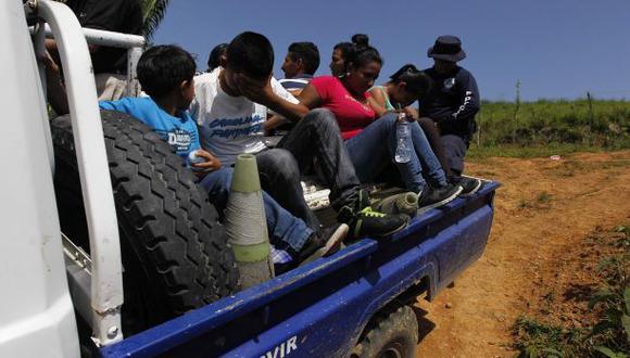 El drama de los niños centroamericanos que emigran solos a EE.UU. ha puesto en evidencia las mafias que lucran con menores. (Reuters)