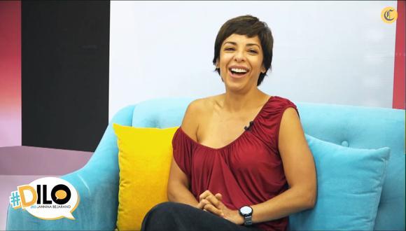 Tatiana Astengo se confiesa en #Dilo.