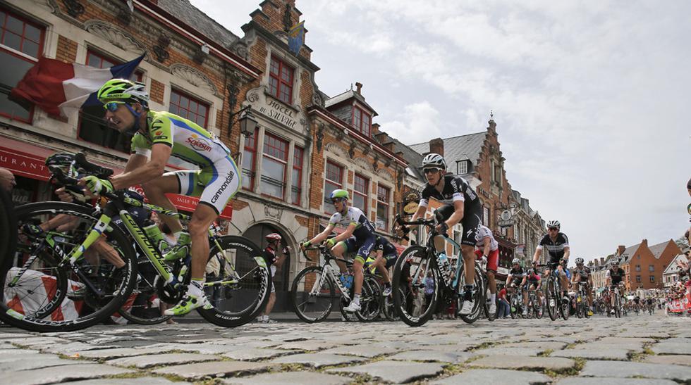 Tour de Francia: los bellos paisajes que recorren los ciclistas - 1