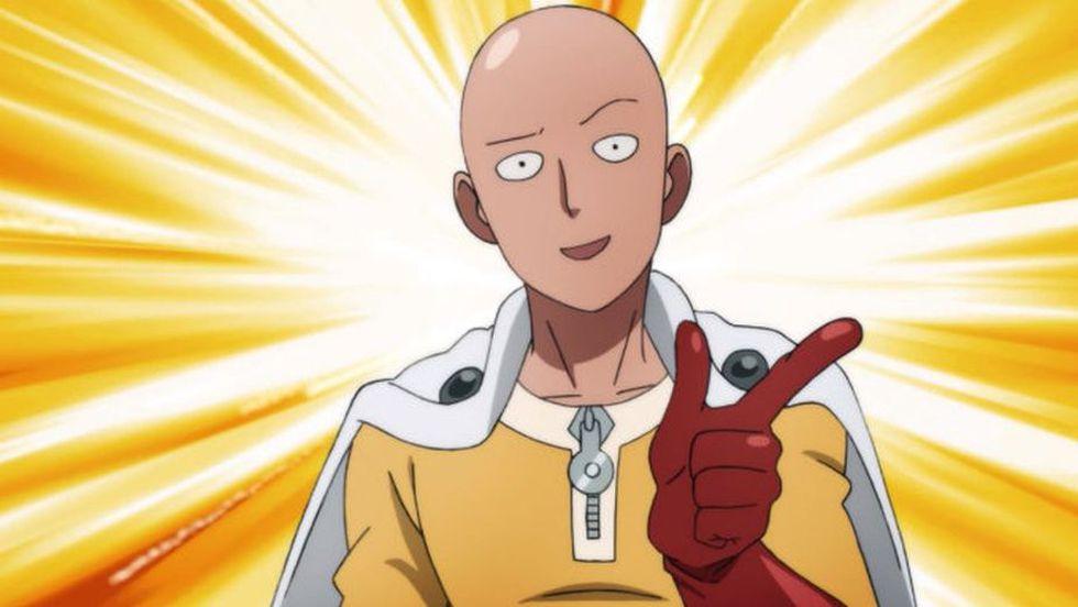 Saitama es el hombre más fuerte del mundo (Foto: Crunchyroll)