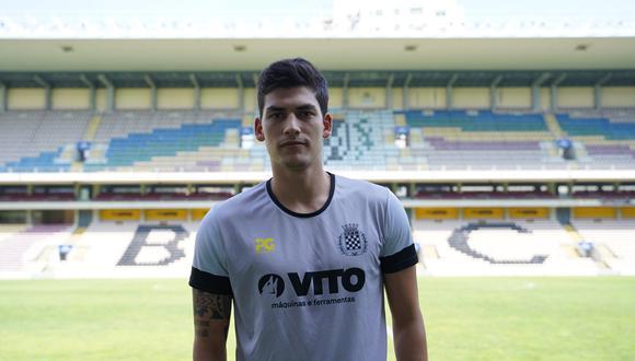 Iván Bulos es nuevamente futbolista del Boavista. (Foto: Agencias)