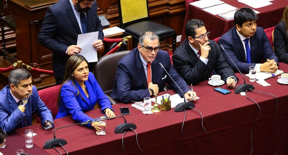La Comisión Permanente eligió el último miércoles los grupos que evaluarán los decretos de urgencia emitidos por el Ejecutivo durante el interregno parlamentario. (Foto: Congreso)