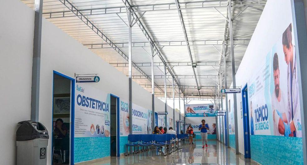 El alcalde Luis Molina afirmó que el área donde funciona el Policlínico Municipal de Surquillo le pertenece a Miraflores. (Difusión)