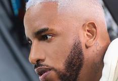 Jefferson Farfán renovó su 'look' y ahora luce el cabello blanco | FOTO
