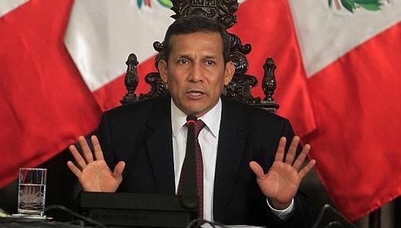 El reto de Ollanta Humala es remontar cinco grandes pasivos