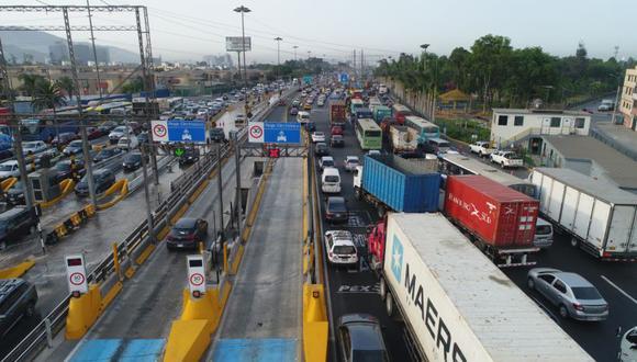 Concesionaria asegura que reajuste en tarifa de peajes estaba contemplado en contrato de concesión firmado con la Municipalidad de Lima en 2009. (Archivo)