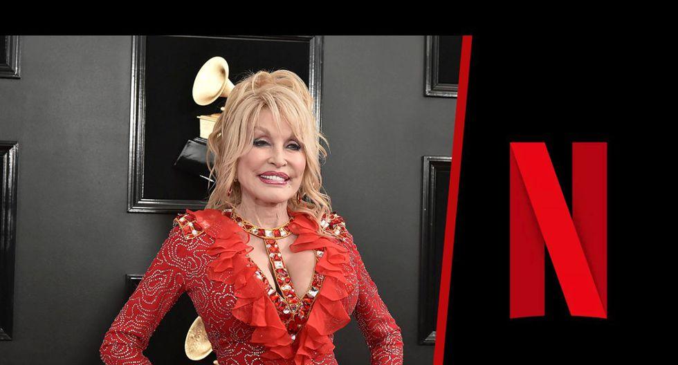 """Dolly Parton's Heartstrings"" - 22 de noviembre. (Foto: Netflix)"