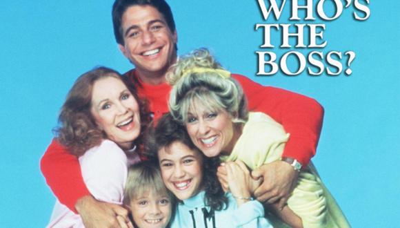 Who's the Boss?, la recordada sitcom de los 80, vuelve con una nueva serie. | Crédito: @TonyDanza / Twitter.