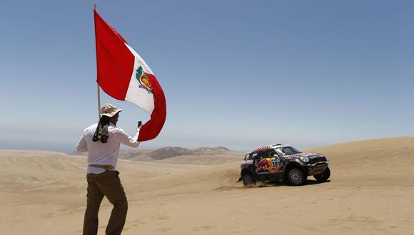 Confirmado: Dakar 2016 empieza en Perú - 1