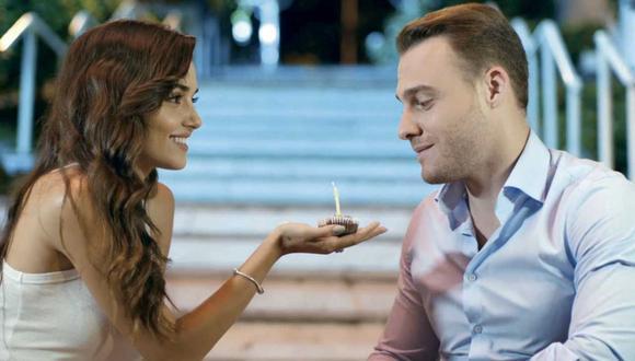 """""""Love Is in the Air"""" (""""Sen Çal Kapımı"""" en su idioma original) es la telenovela turca que ha cautivado a decenas de miles de hogares en España. (Foto: Telecinco)"""