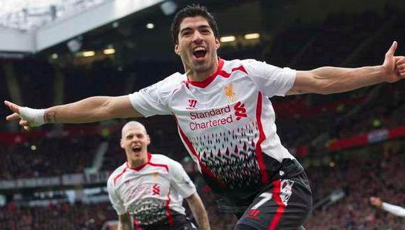 Luis Suárez será elegido mejor jugador de la Premier League