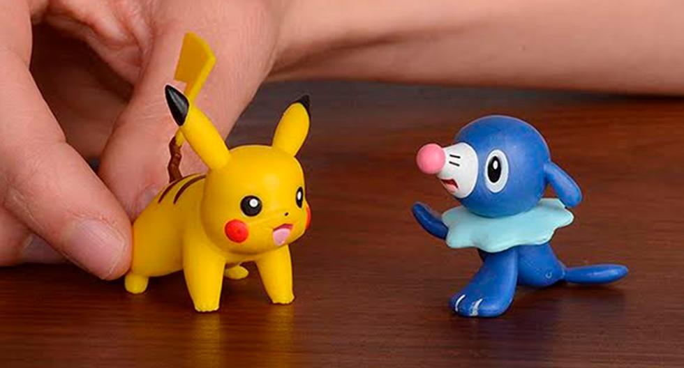 Con el estreno de 'Detective Pikachu', nuevos coleccionables de Pokémon llegan a Perú.   Cortesía