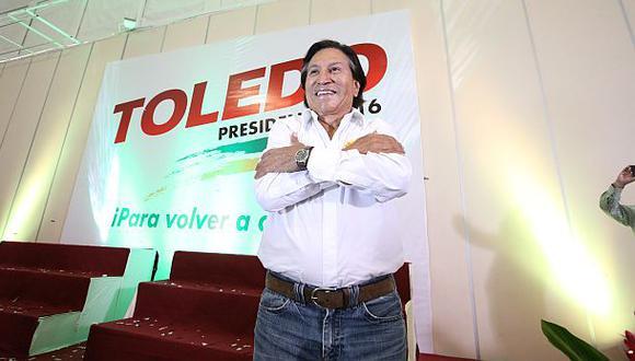 Toledo aún no tiene orden de detención por Ecoteva, dice fiscal