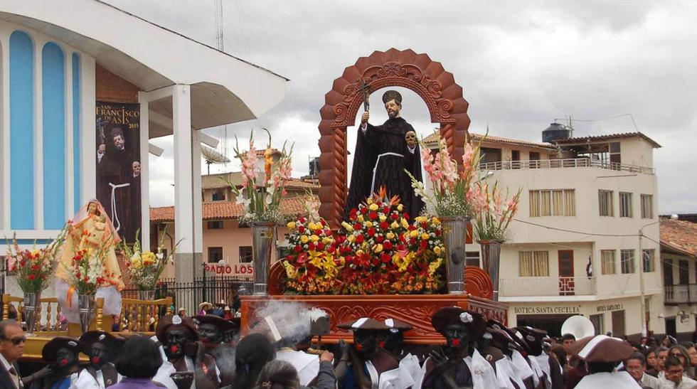 Huamachuco: 8 datos sobre la Fiesta de San Francisco de Asís  - 1
