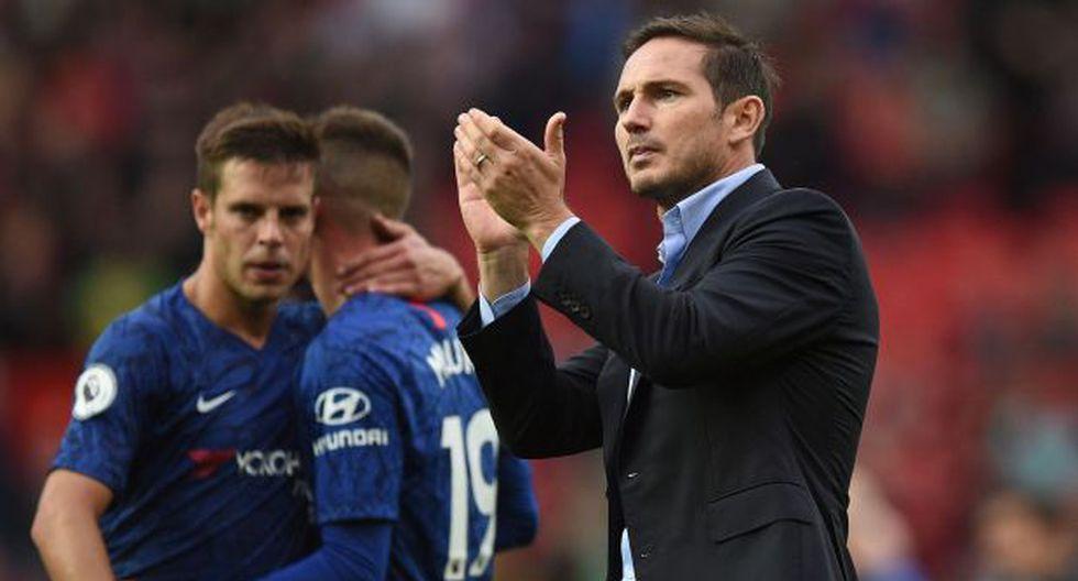 Frank Lampard, ex jugador del Chelsea y la selección inglesa. (Foto: AFP)