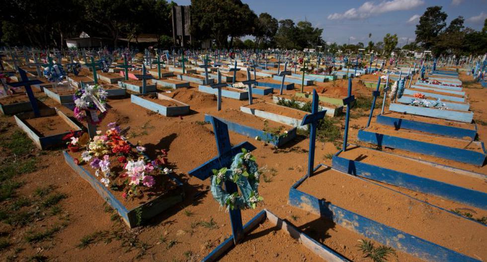 Coronavirus en Brasil | Últimas noticias | Último minuto: reporte de infectados y muertos por COVID-19 hoy, jueves 16 septiembre del 2021. (Foto: Michael Dantas / AFP).