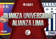 Alianza Lima vs. Alianza Universidad gratis online por la Fase 2 de la Liga 1