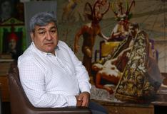 """Mario Mogrovejo: """"Un retablo de López Antay debería ser exhibido al costado de un cuadro de Szyszlo""""   ENTREVISTA"""