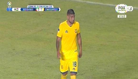 Comerciantes Unidos cometió este blooper en Copa Sudamericana
