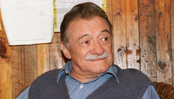 Mario Benedetti (Foto: AFP)