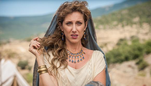 """Cecilia Freire es recordada por su rol de Rita Montesinos en la serie de Netflix """"Velvet"""". (Foto: Difusión)"""
