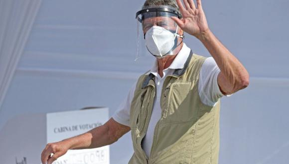 Jefe del Estado aseguró que se establecerá responsabilidad tras el caso de 12 personas fallecidas por falta de oxígeno en hospital de Essalud en Talara. (Foto: Presidencia Perú)