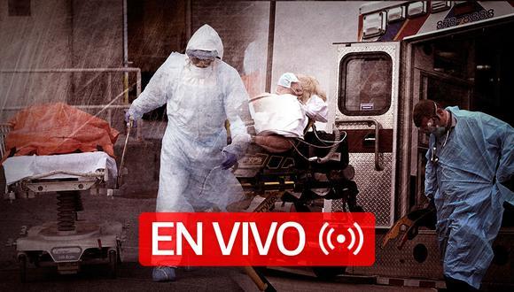 Coronavirus en Estados Unidos EN VIVO | Sigue EN DIRECTO las últimas noticias y las cifras actualizadas de casos confirmados y muertos por la pandemia Covid-19 en USA, hoy miércoles 03 de Junio de 2020. (Foto: Diseño El Comercio)