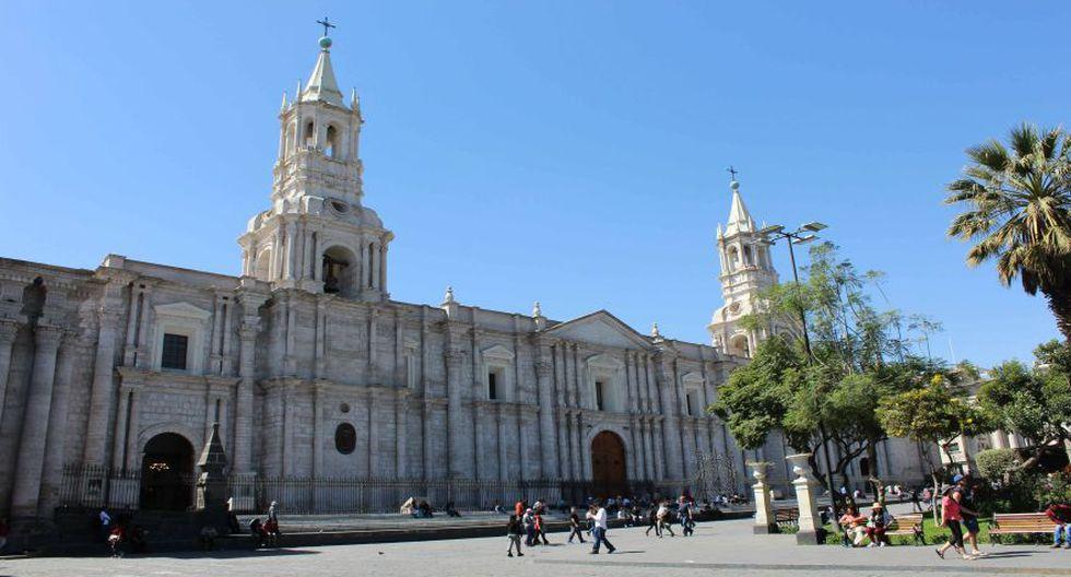 Arequipa: invierten S/5.8 millones en centro histórico [FOTOS] - 2