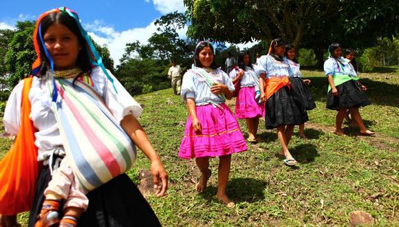 Ministerio de Cultura estableció conforme al Mapa Etnolingüístico del Perú, el listado de traducciones de la denominación del Año 2021.(Foto: Ministerio de Cultura)
