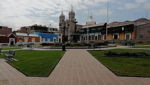 """""""Mientras tanto, en Apurímac, Ayacucho y Moquegua [en la imagen] no había oficialmente ningún muerto (ni lo hay hasta el momento de escribirse esta columna)"""". (Foto: Archivo)."""
