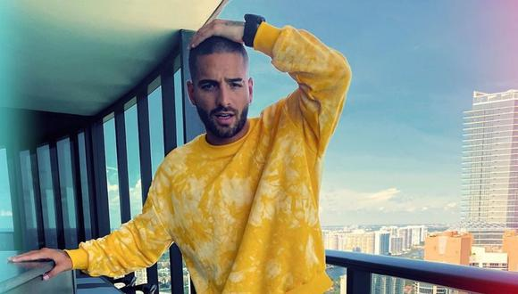 Maluma es uno de los artistas con mayor número de nominaciones en Premio Lo Nuestro. (Foto: Instagram / @maluma).