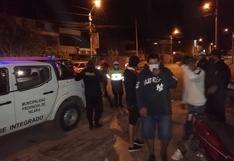 Piura: treinta personas fueron intervenidas al interior de cantinas clandestinas en Talara pese al coronavirus