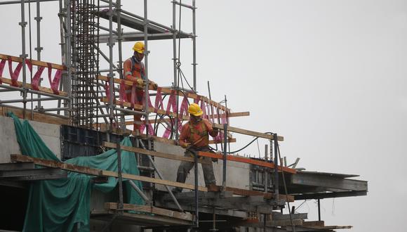 El gremio de construcción de la CCL aseguró que el sector es clave para la recuperación económica de las mipymes. (Foto: GEC)