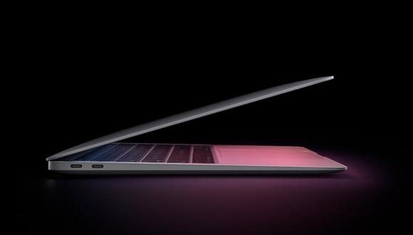MacBook Air 2020. (Imagen: Apple)