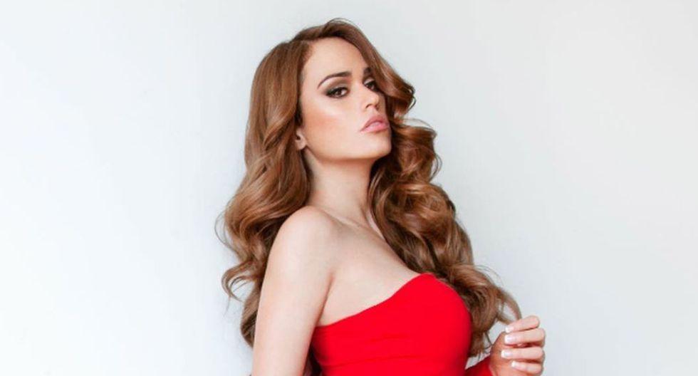 Yanet García es la sensual presentadora del bloque del clima del programa 'Hoy' (Foto: Instagram)