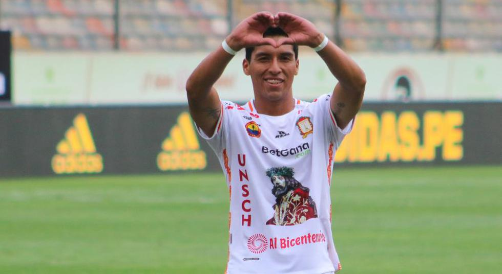 Jesús Mendieta hizo menores en Sporting Cristal | Prensa Ayacucho