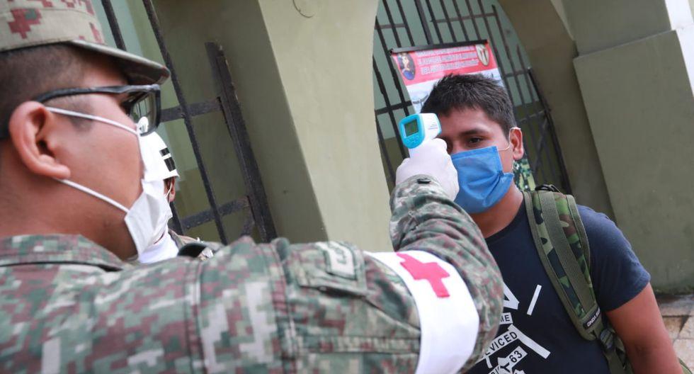 El Minsa modificó el último viernes la forma de informar los decesos a causa del COVID-19 en el Perú. (Foto: GEC)